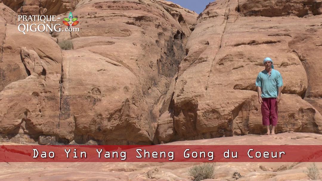 Pratique du Dao Yin du Coeur en Jordanie
